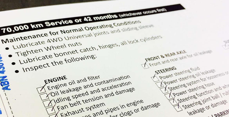 logbook-service-perth